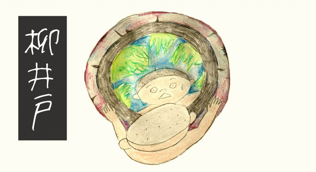 遠州七不思議、柳井戸の画像