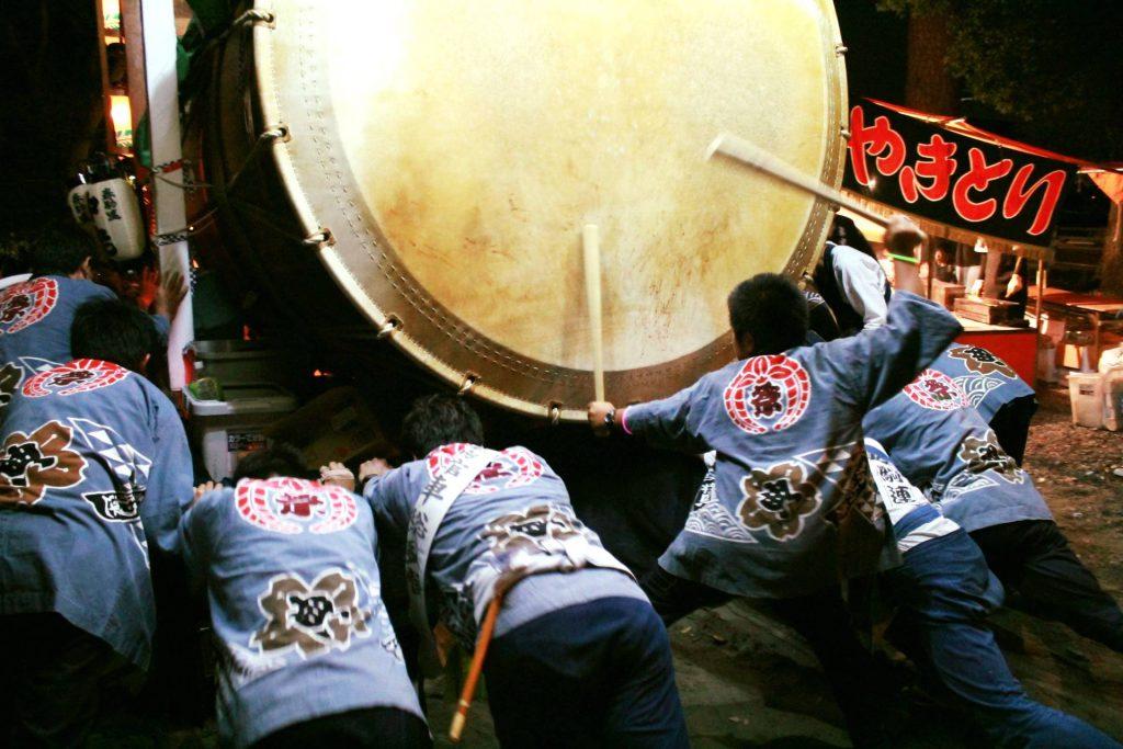 浜松の大太鼓祭りの画像