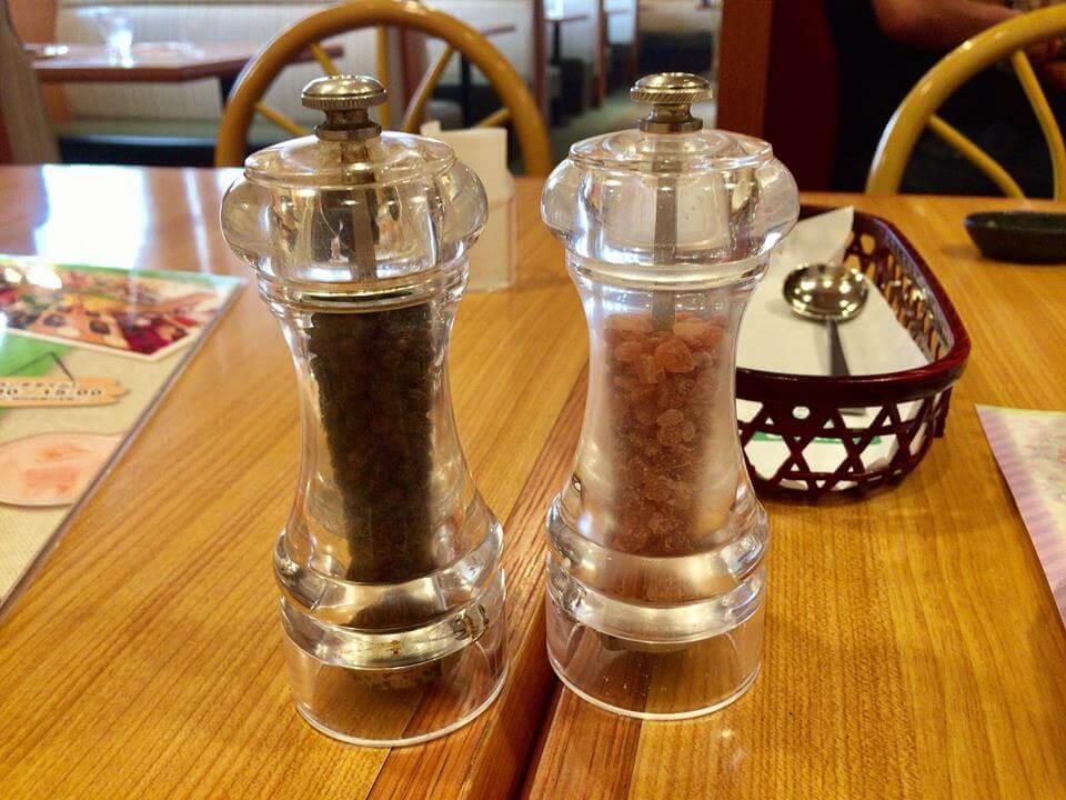 さわやかの塩、胡椒の画像