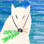 【浜松の名木】白狐が運んできた浜松市小沢渡町の「音羽の松」