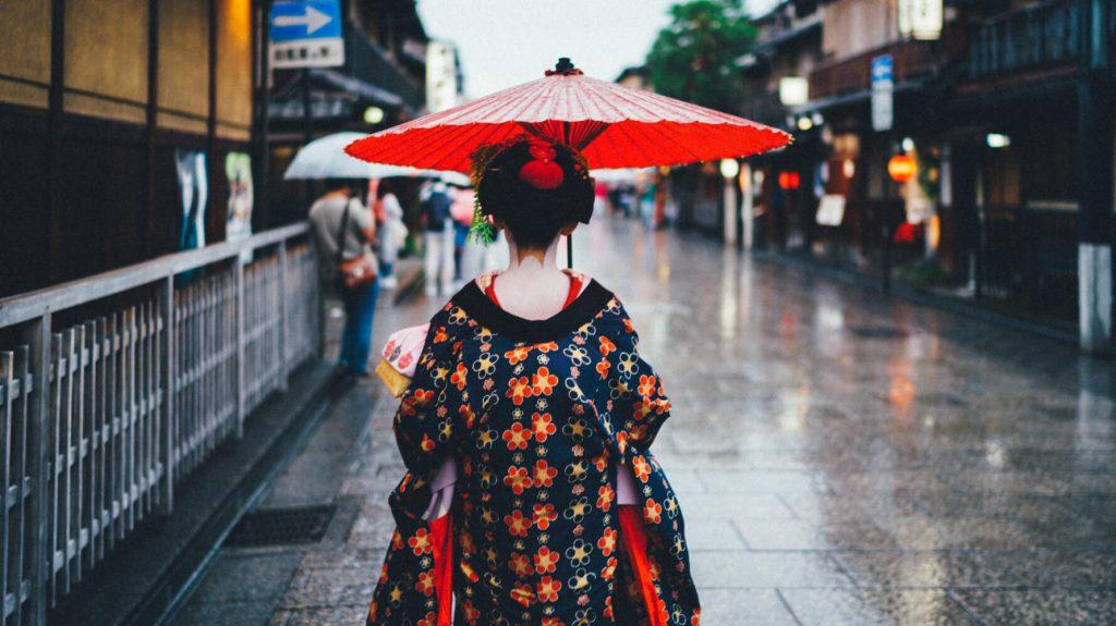 唐傘イメージ画像