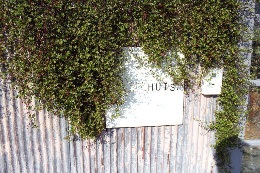 HUIS showroom (ハウス)の看板画像