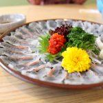 浜松名物「うなぎのお刺身」。舞阪駅から徒歩5分の「うな慎」で実食!