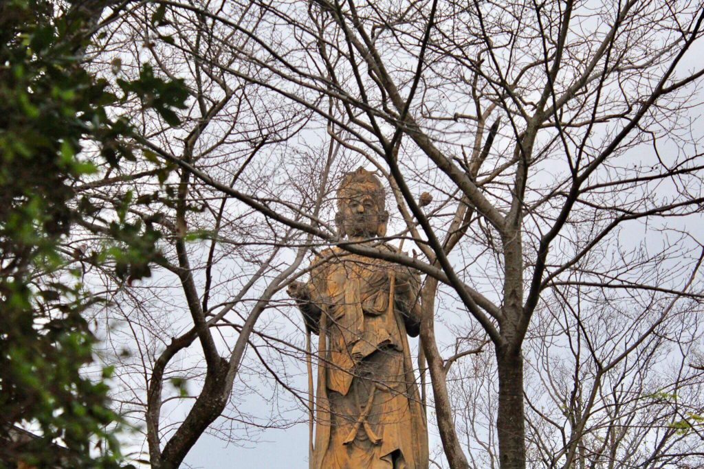 舘山寺聖観音菩薩の画像