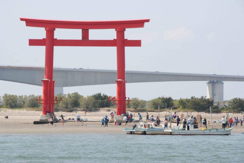 弁天島の画像