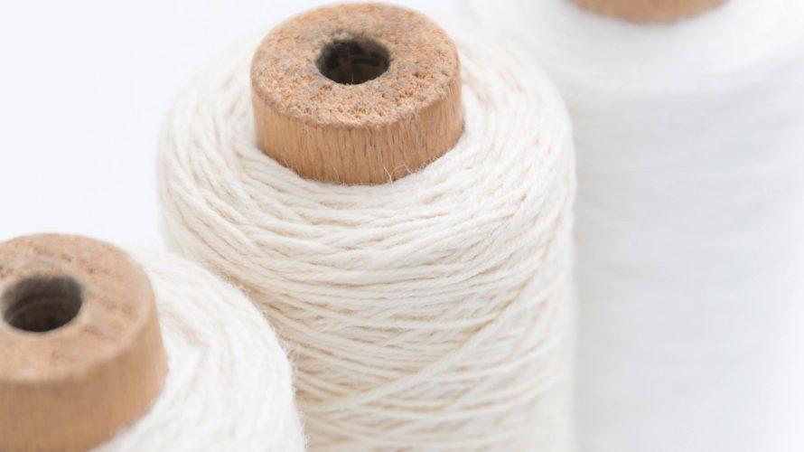 ざざんざ織、オーダーするなら日本の伝統色「茜色」か「常盤色」かなあ