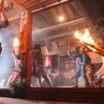 【写真有】浜松の重要文化財、三匹の鬼が踊る火祭「寺野ひよんどり」に行ってきた!