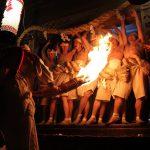 【写真有】迫力の火踊り!国の文化財、浜松市引佐町の祭「川名ひよんどり」に行ってきた!