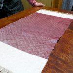 月日が経つほど美しい浜松の伝統工芸品、あかね屋の「ざざんざ織」