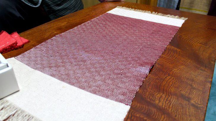 ざざんざ織及びあかね屋の画像