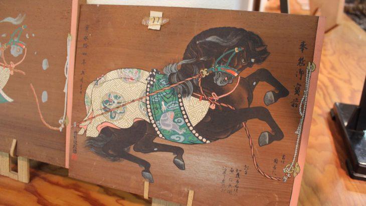 絵馬資料館の画像
