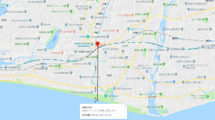 浜松地震画像
