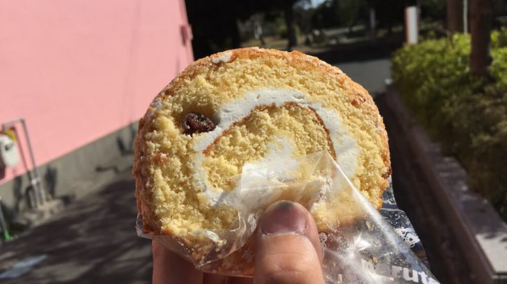 まるたやのロールケーキの画像