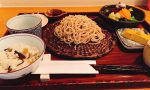 【浜松駅から徒歩10分弱】手打ち蕎麦naruで平日ランチ。くるみダレせいろ1食の価値あり!