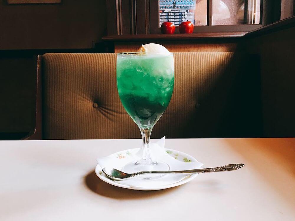 珈琲Beniのクリームサーダの画像