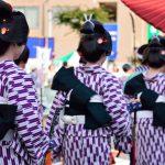 細江町気賀がまるで江戸時代!90名からなる雅な大行列と桜を楽しむ「姫様道中」