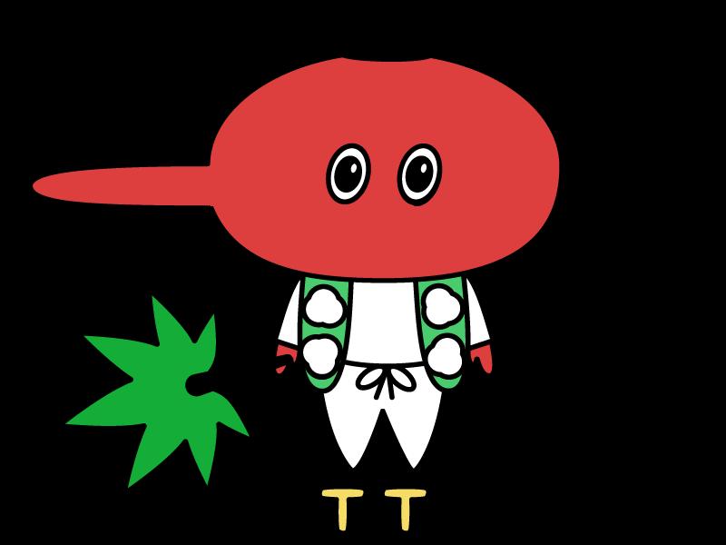 浜松のてんぐちゃんの画像