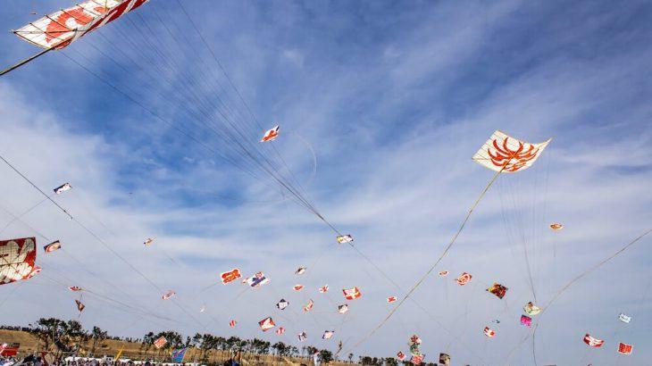 浜松まつり凧揚げ合戦の画像