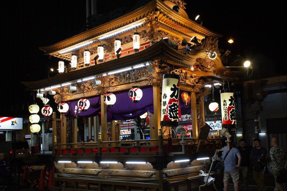 浜松まつり御殿屋台の画像