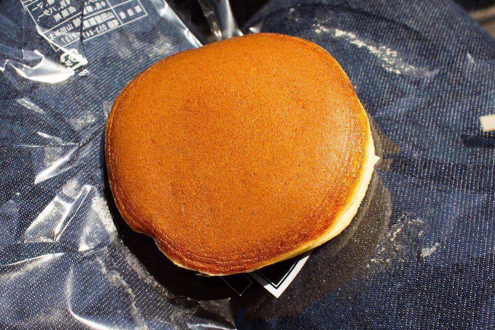 山田屋製菓舗のクリームどら焼きの画像