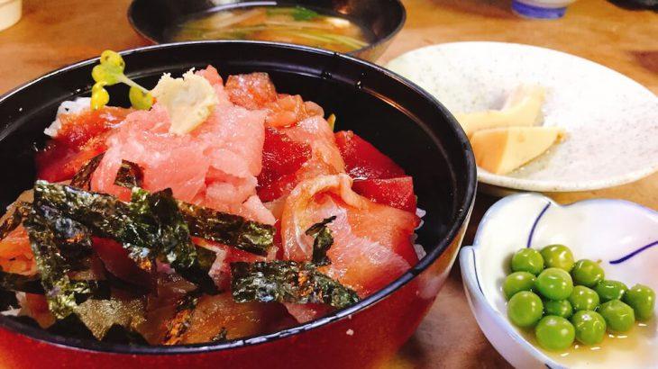 魚幸の漬丼の画像