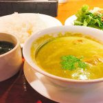【浜松駅から徒歩10分ランチ】更紗屋のグリーンカレーがうまい!