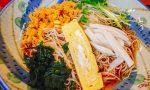 夏に食べたい!浜松旅籠町、木挽町庵の「冷やしたぬきそば」