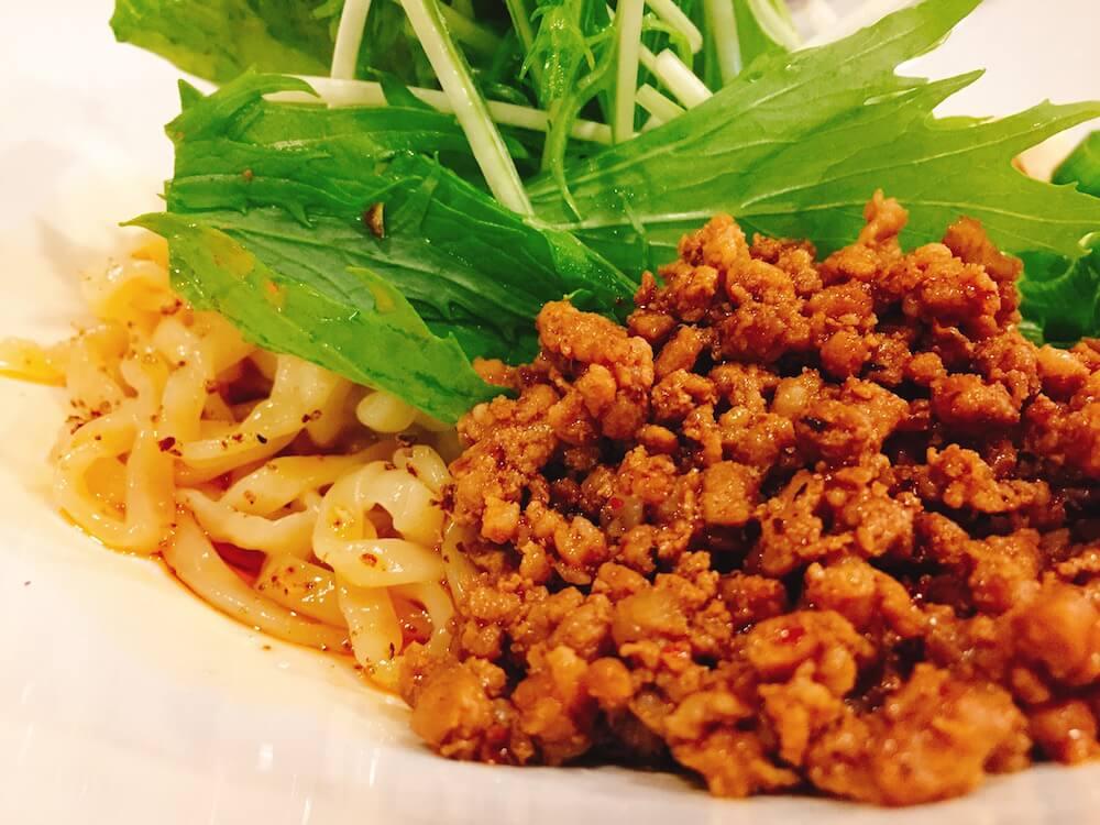 ラボラトリーの担々麺の画像