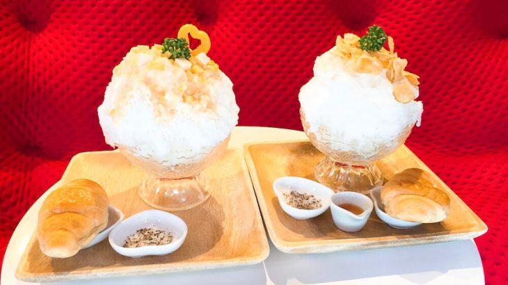 kikiのかき氷の画像